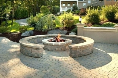 Outdoor Living Fire Pits